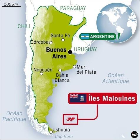 La Géorgie du Sud et les Îles Sandwich du Sud ont-elles été tout comme les Îles Malouines envahies par les troupes argentines en 1982 ?
