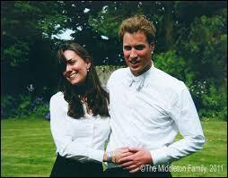En quelle année a-t-elle rencontré pour la première fois le Prince William ?