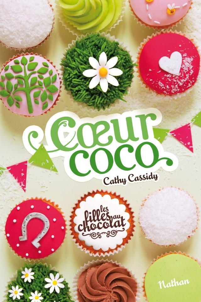 Les filles au chocolat : Coeur coco