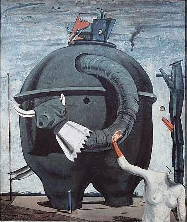 L'Éléphant de Célèbes (ou Célèbes), une oeuvre de...