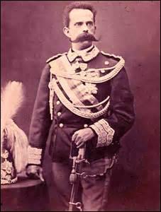 Je suis né le 14 mars 1844, roi d'Italie depuis le 9 janvier 1878, je me fais abattre de 3 coups de révolver le 29 juillet 1900 à Monza par l'anarchiste Gaetano Bresci, qui veut ainsi venger la sanglante répression menée contre les ouvriers à Milan en 1898, je m'appelle ...