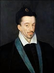 Je nais à Fontainebleau le 19 septembre 1551 et décède le 2 août 1589 à Saint-Cloud, roi de Pologne de 1573 à 1575 puis de France de 1574 à 1589, je suis le 4e fils de Henri II et de Catherine de Médicis. Je suis assassiné sur ma chaise-percée (toilette) le 1er août 1589 par Jacques Clément, moine dominicain, je me nomme ...