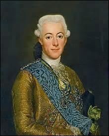 Né à Stockholm le 24 janvier 1746, je suis roi de Suède et prince de Finlande du 12 février 1771 à mon assassinat survenu le 16 mars 1792 par un complot organisé par la noblesse au cours du bal masqué de l'Opéra royal de Stockholm, suite à 1 coup de pistolet tiré par un dénommé Jacob Johan Anckarström, qui suis-je ?