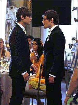 Pourquoi Chuck et Nate s'engueulent-ils ?