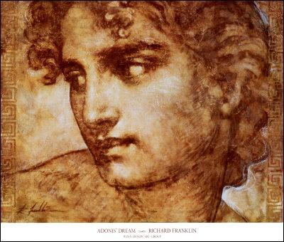 Adonis, mortel d'une grande beauté, représente le symbole de la fertilité. De qui fut-il aimé ?