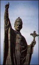 Qui est ce personnage qui a lancé la Première Croisade ?