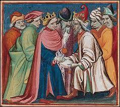 Quel est ce personnage qui a été roi de France ?