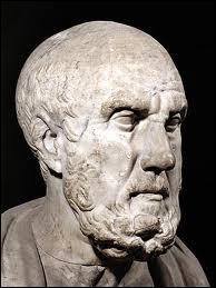 Qui est ce grand personnage qui est le père de la médecine et qui a vécu dans l'Antiquité ?