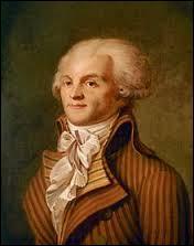 Qui est ce personnage qui a été important lors de la Révolution Française ?