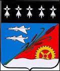 Voici le blason de la ville de Montoir-de-Bretagne, dans le 44. Elle se situe en région ...