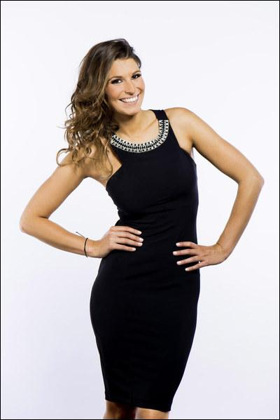 Miss France 2011 est animatrice sur Eurosport et a participé à l'émission  Splash ! le grand plongeon 2013  . C'est :