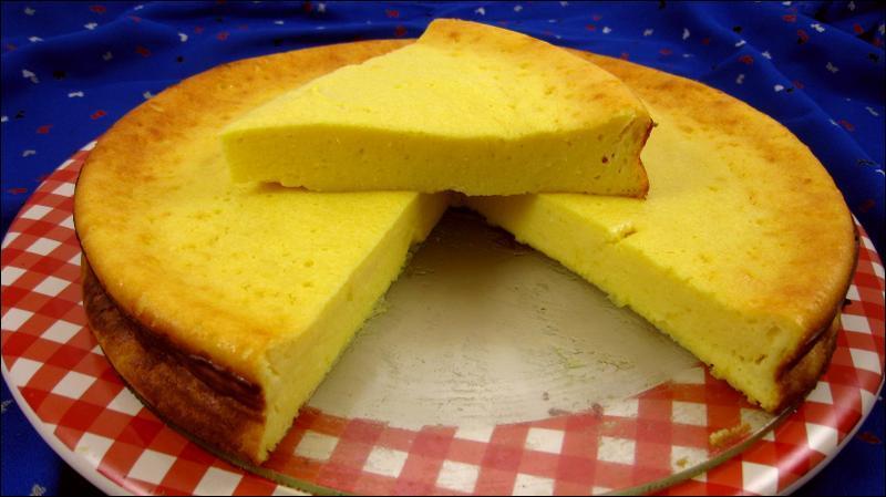 Dessert à base de brocciu et citron, il est le flan typique de cette île. C'est :