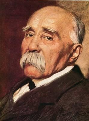 Pétain et Clémenceau