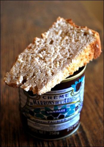 Grâce aux fruits de  l'arbre à pain , on peut déguster ce délicieux gâteau qui est :