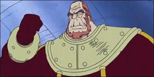 """Qui s'est autoproclamé maire de Ruruka dans """"One Piece"""" ?"""