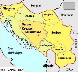 Quand la Yougoslavie naquit-elle ?