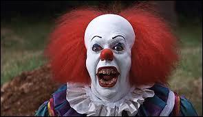 Quel est ce personnage qui est dans un film d'horreur ?