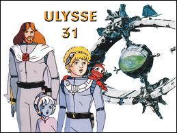 Comment s'appelle le petit robot rouge ami d'Ulysse 31 ?