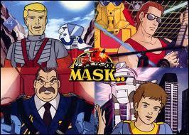 Dans «MASK» quel accessoire est une source de pouvoirs spéciaux ?