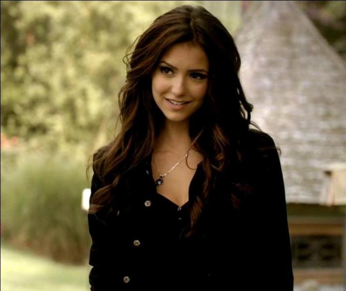 Quand Katherine a dit à Stefan qu'il est devenu plus sexy, ce dernier a répondu ...