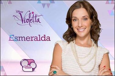 Par qui Esmeralda va-t-elle être engagée ?