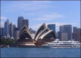 Dans quelle ville australienne se trouve cette nouvelle merveille du monde ?