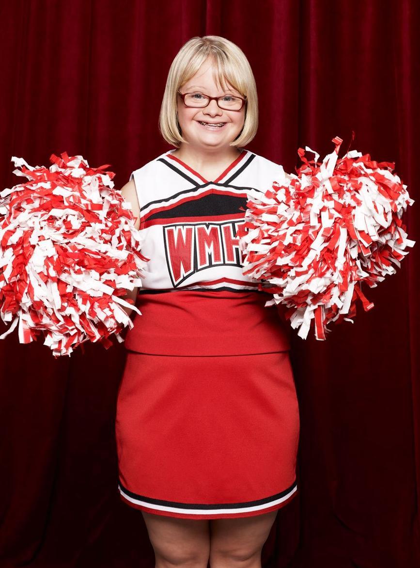 Glee : Becky Jackson
