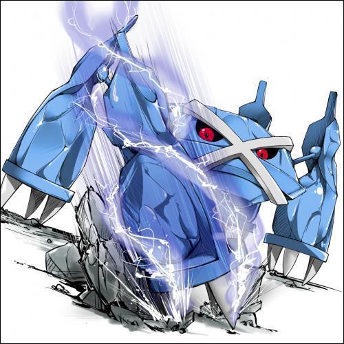 Quel est le nom anglais de ce Pokémon ?