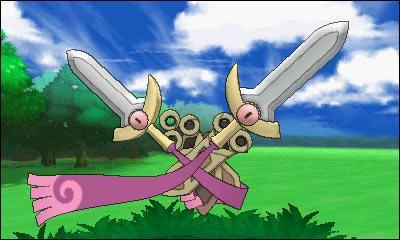 Quel est le nom de la pré-évolution du dernier Pokémon X/Y de type acier (à ce jour : 4 octobre 2013) dévoilé sur Pokébip ?