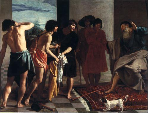 Quel peintre espagnol n'a pas représenté de cockers sur ses tableaux ?