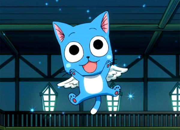 Fairy Tail : Happy