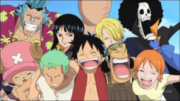 Les équipages de One Piece