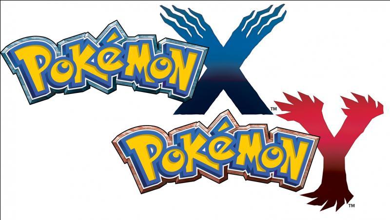 Quand sortent (ou sont sortis) Pokémon X et Y, en 2013 ?