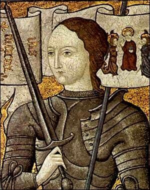 Commençons par deux questions d'histoire. Si Jeanne d'Arc avait été une sorcière, quel maléfice aurait-elle pu lancer pour ne pas mourir brûlée ?