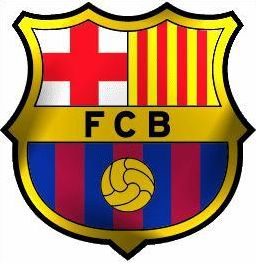 Les logos des grandes équipes de football