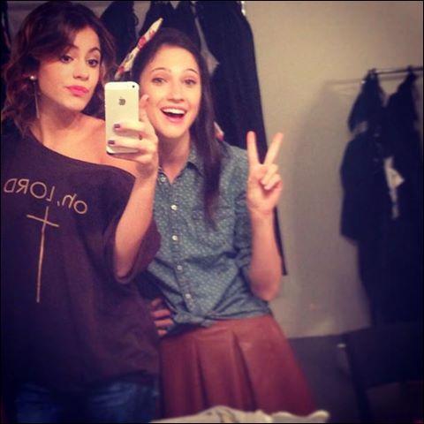 Qui est sa meilleure amie dans  Violetta  ?