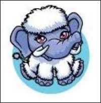 Comment s'appelle son mammouth laineux ?