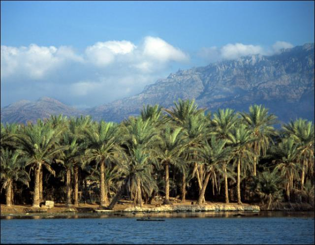 Belle île tropicale qui mérite de figurer dans le quiz. C'est l'archipel ________ , ________ :