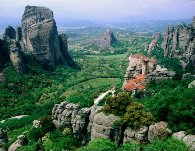 Et voici les monastères des ________ en ______ :