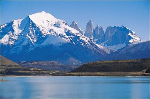 Le parc national Torres del Paine au...
