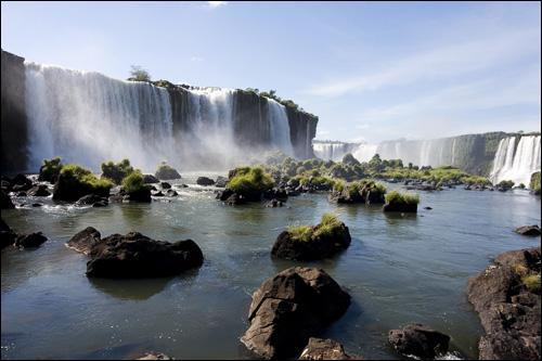Ouah, les belles cascades ! Il s'agit _________ en _________ :