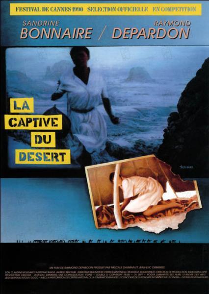 Photographe, réalisateur et journaliste, Raymond Depardon est considéré comme un des maîtres du film documentaire.  La captive du désert , sorti en 1990, fait référence à la prise d'otage d'une française au Tchad, dans les années 70. Il s'agit de :
