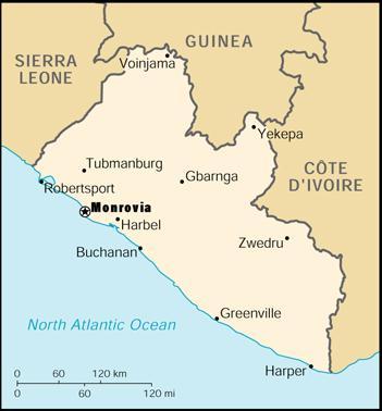 Le Liberia, petit pays d'Afrique dont la capitale est Monrovia, est-il indépendant depuis 1847 ?