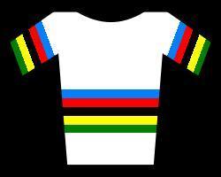 Qui est le dernier français à avoir revêtu le ''Maillot Arc-en-ciel'' en gagnant en 1997 le ''Championnat du monde de cyclisme sur route masculin'' ?