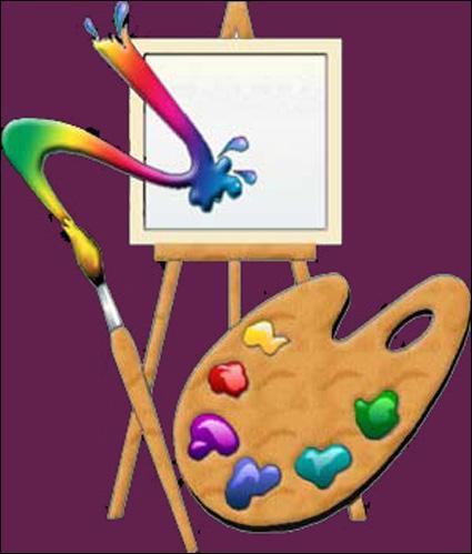 Pour leurs mélanges de teintes, les peintres utilisent une... ?