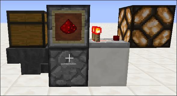 Minecraft Quizz : La redstone
