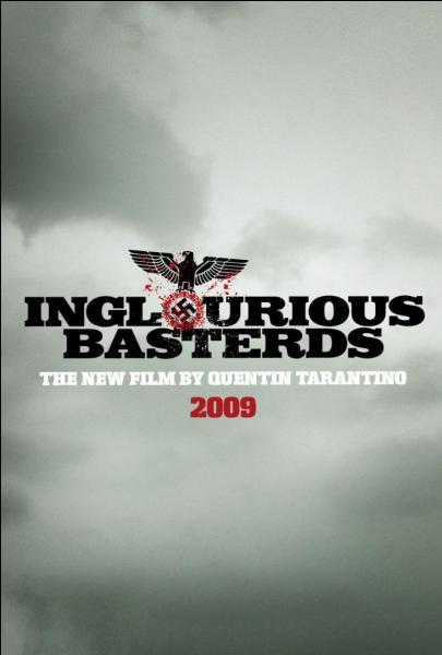 Vrai ou Faux ? Le colonel Hans Landa surnommé «Le chasseur de juifs» est incarné par Brad Pitt dans le film «Inglourious Basterds».