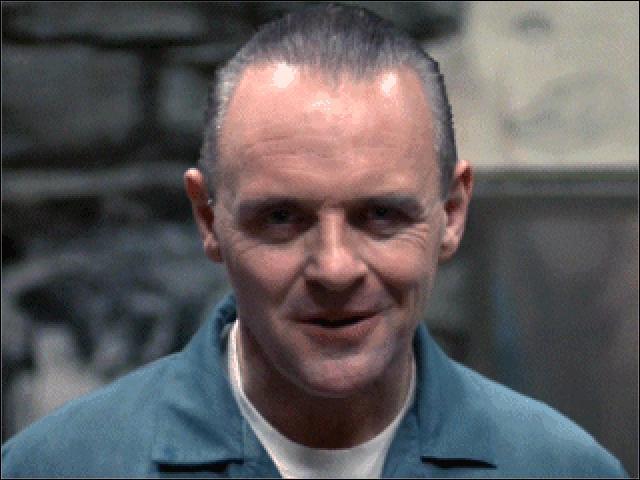 Que fait Hannibal Lecter lorsqu'il tue ses victimes ?