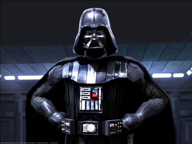 Quel personnage de Star Wars grandit pour devenir le méchant Darth Vador ?
