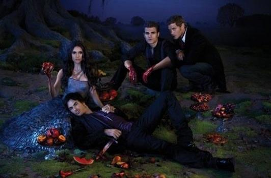 The Vampire Diaries saison 4